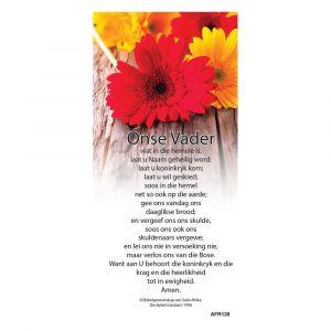 Psalm 23 & Die Onse Vader