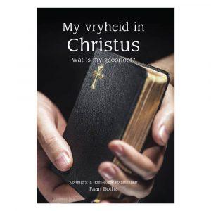 My vryheid in Christus 1 Korintiërs