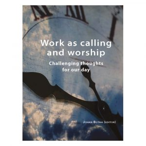 Work as calling and worship